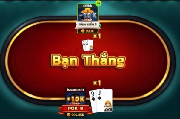 Thế nào là Pok Deng VN88?